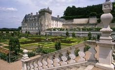 The Villandry Chateau near the town of Tours in the Loire Valley, is one of the many sites that have earned the region status as a UNESCO World Heritage Site. (From: Photos: Top 10 Best Budget Destinations 2013)