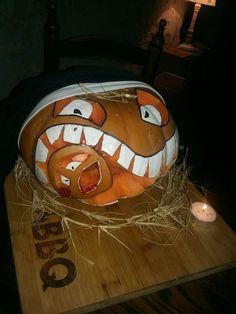 Halloween #citrouille
