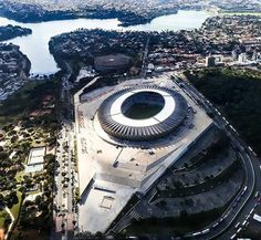 Stadium Architecture, Sci Fi, Soccer, Brazil, Architecture, Science Fiction