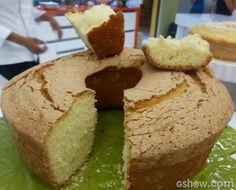 Bolo de Água   Tortas e bolos > Receita de Bolo   Mais Você - Receitas Gshow
