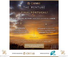 Final Chivas The Venture - Beesweet