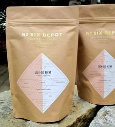 Seck-Sie Sumatra Coffee Beans - Two Pack | Food & Drink Beverages & Cocktails | Six Depot Coffee | Scoutmob Shoppe | Product Detail