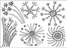 You can have Fourth of July fun all year long with this Printable Fireworks Coloring Sheet. Everybody loves the sparkle and excitement of fireworks. Your kids can recreate that magic with this free printable coloring page. Free Coloring Sheets, Free Printable Coloring Pages, Coloring Pages For Kids, Coloring Books, Kids Coloring, Free Printables, Fireworks Craft, 4th Of July Fireworks, Fourth Of July