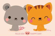 Día del amigo en Argentina // Friendship day in Argentina. Feliz día! Happy day!