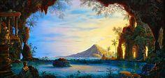 Jonathon Earl Bowser Visionary Art