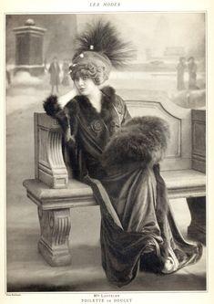 Les Modes, 1909