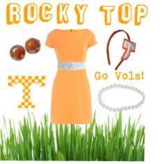 University of Tennessee Headband - The Gameday Girls