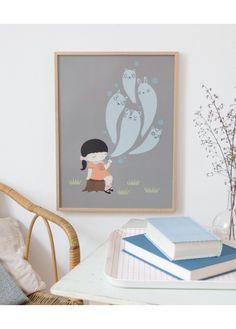 Best Friends - Andrea Kang - L'Affiche Moderne
