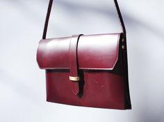 Loop Bag, Ox Blood