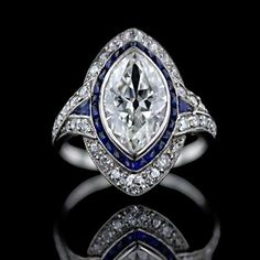 Marquise Cut - Antique Jewelry University