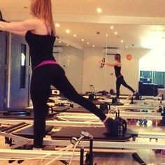 Backward off the carriage lunge with ring. Use one white spring. #powerpilatesuk #pilates #reformerPilates #beckenham #exercise #fitness #fit #fitnessmodel #fitnessaddict #fitspo #workout #cardio #gym #train #training #photooftheday #health #healthy healthychoices #active #strong #motivation #determination #lifestyle #diet #getfit #cleaneating #eatclean #exercise