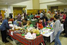 Join the Freed Hardeman University, Henderson, TN  for the 14th annual HOLIDAY HOUSE, Tues., Dec. 3, 4-7 pm in the lobby of Brown-Kopel Business Center at FHU.   It's part Christmas marketplace, part open house, and all fun. Products for sale include Christmas ornaments and decorations, wreaths, handmade cards, Sweet Hot Dill pickles, wood turnings, soaps, baked goods, and items from Arbonne Cosmetics, Premier Jewelry, and Pampered Chef. Visit https://www.facebook.com/freedhardeman