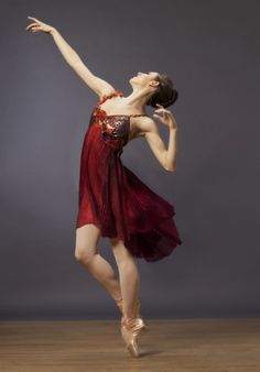 Tiler Peck, New York City Ballet....so beautiful