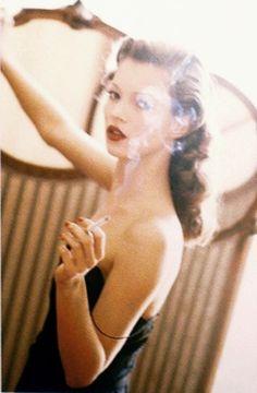 Kate Moss, Paris, 1993