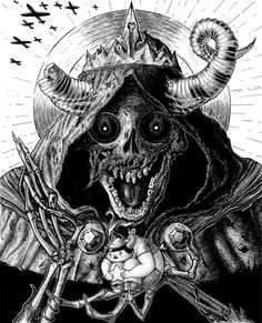 adventure-time-фэндомы-at-art-The-Lich-