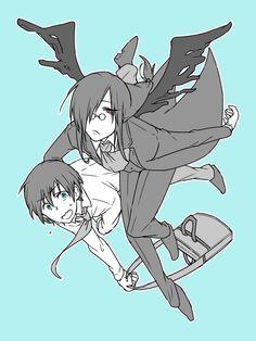 Takiya Makoto y Fafnir