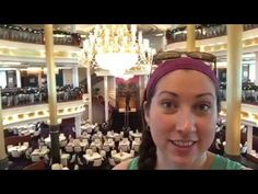 ADVENTURE OF THE SEAS | Day 1 Embarkation San Juan, PR - YouTube