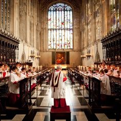 Carols from King's: A Celebration of Christmas – King's College Choir, Stephen Cloebury (2011, HD 1080p) • http://facesofclassicalmusic.blogspot.gr/2014/12/carols-from-kings-celebration-of.html