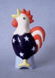 American Rooster Pie Funnel, ltd to100