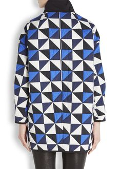 ENID quilted patchwork jacket by ISABEL MARANT ETOILE