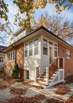Lawndale St. Kitchen; Evanston, IL; Liska Architects; Darris Harris Job#1090