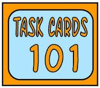 Corkboard Connections: Task Cards 101 - Guest blog post by Rachel Lynette, the queen of task cards!
