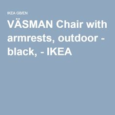 Shop for Furniture, Home Accessories & Garden Table And Chairs, Affordable Furniture, Home Furnishings, Ikea, Outdoor, Black, Outdoors, Ikea Co, Black People