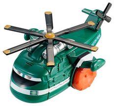 Disney Planes: Fire & Rescue, Hydro Wheels, Windlifter Bath Vehicle