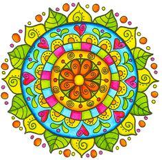 Solstice Mandala Calendar Day #6: Artist: Angella de Jager from SOUTH AFRICA. Visit her website: http://angelladeedesigns.blogspot.com  Have you downloaded your Solstice Mandala Calendar yet? Get it here: http://collagediva.typepad.com/collagediva/2014/11/solstice-mandala-calendar.html