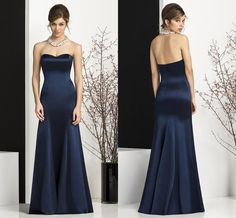 a7dbfe2636f 17 Best long navy blue dress images