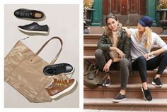 Channel the athleisure trend right down to your shoes with our range of pumps and trainers!
