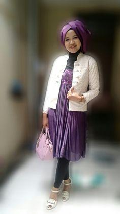 Enjoy every (purple) moment