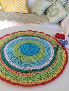 Teppich häkeln (2)