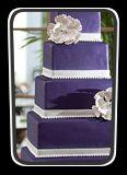 Swank Wedding Cakes - Modern
