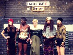 Londres. Los habituales de Brick Lane