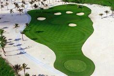 Punta Espada Golf Course at Cap Cana, Dominican Republic
