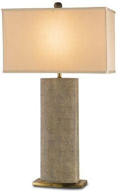 Currey and Company Rutherford Table Lamp