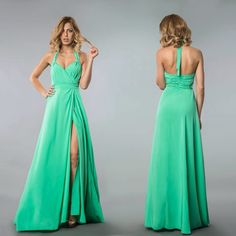 The Diamond Dress in mint!!