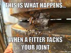will save your job engineer weld meme Welding Memes, Welding Funny, Welding Rigs, Welding Art, Welding Ideas, Welding Stickers, Welder Humor, Rig Welder, Welding And Fabrication