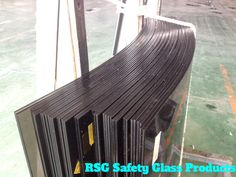 RSG Safety Glass Products and Services Laminated Glass, Curved Glass, Safety Glass, Bullet
