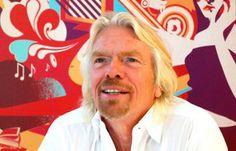 Richard Branson, serial entrepreneur and founder of Virgin Group  #richardbransonquotes