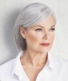 25.Short Haircut for Women Over 50