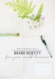 How to Create a Distinctive Brand Identity
