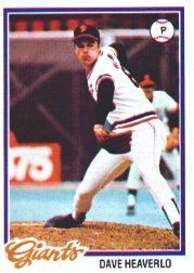 1978 Topps #338 Dave Heaverlo - EX-MT by Topps. $0.39. 1978 Topps Co. trading card in excellent mint condition, authenticated by Seller