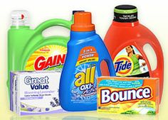 It's a laundry free-for-all this week! Scan and enter prices for any laundry product and get extra points.