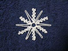 Ravelry: Snowflake # 6 pattern by Sally V. George