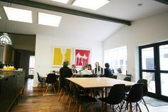 Interior design Maison du Nord