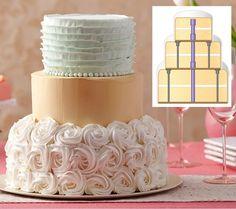 cake construction set