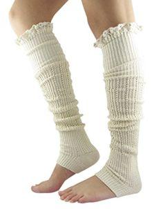 FANDAI Women's High Knit Crochet Lace Trim Leg Warmers Multi-Color for Your Choice FANDAI http://www.amazon.com/dp/B00O8XPRE4/ref=cm_sw_r_pi_dp_x0HHub1WNDTJ5