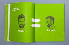 Energie Steiermark Annual Report 2012 - Publishing on Behance